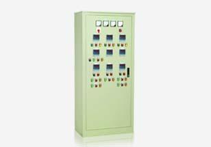 水泥厂PLC控制柜